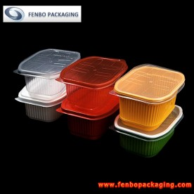 900ml plastic containers with lids,hot food packaging-FBSLSPRQ001