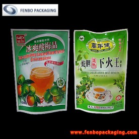 china stand up powder drink bags pouch | powder drink packaging-FBRFZL001
