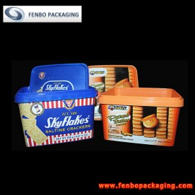 540gram iml containers,biscuit packaging-FBSLSPRQ002