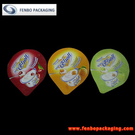 lidding foil manufacturers | ice cream packaging-FBLBDP002
