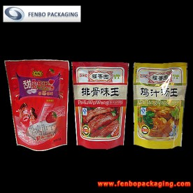 stand up pouch bags china for soups | soup packaging-FBRFZL002