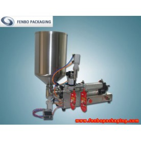 spouted doy pack stand up pouch bags filler packaging machine-FBKGFI