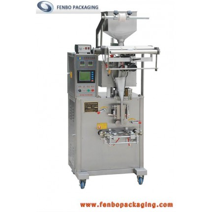 automatic granule vertical form fill seal packaging baggers machine-FBDF50AD