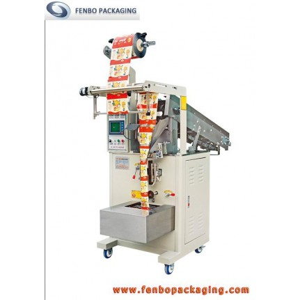 vertical snacks pouch packaging form fill packaging machine-FBDF50B3