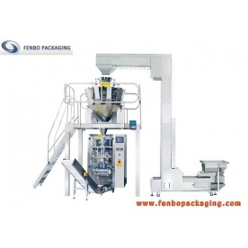 vertical collar type food pouch form fill and seal packaging machines-FBDF420