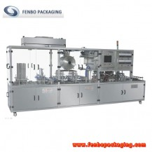 automatic plastic bowls filling sealing packing machine-FBCFBSF8