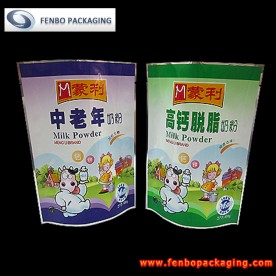 stand up milk powder packaging pouch bags | packaging for milk powder-FBRFZL003