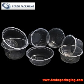 140gram-500gram clear plastic bowls,food packaging microwaveable-FBSLSPRQ004