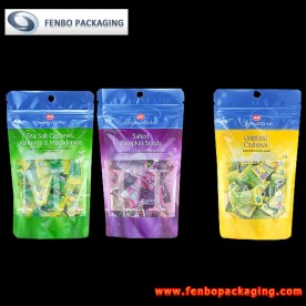 100gram stand up ziplock Philippines,healthy snack packs-FBLLZL006