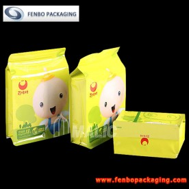 block bottom food tea packaging pouch bags | tea packaging-FBBBFPD006