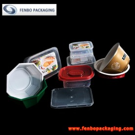 300gram-800gram safe plastic food storage containers,frozen food packaging-FBSLSPRQ006
