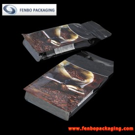 box bottom coffee bags for ground coffee | packaging of ground coffee-FBBBFPD007