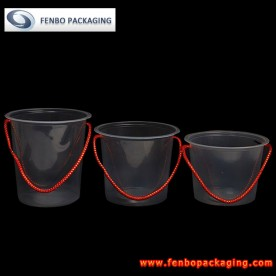 950gram-1350gram plastic tubs,confectionery packaging-FBSLSPRQ007