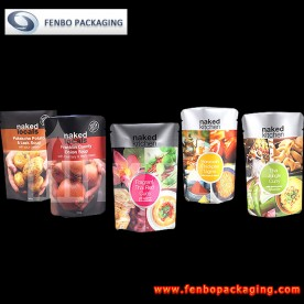 aluminium standing up pouch 150 gram | packaging of spices-FBRFZL008