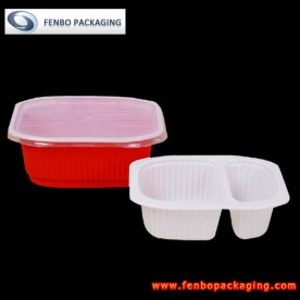 500ml microwave plastic container,plastic food packaging-FBSLSPRQ009