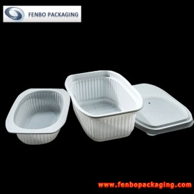450ml disposable containers,polyester food packaging-FBSLSPRQ010