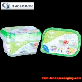 750gram disposable food containers,plastik kemasan klip-FBSLSPRQ011A