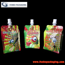 250gram drink bag,beverage packaging-FBQEB013