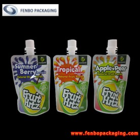 organic fruit puree food pouches | fruit puree packaging-FBTBZL019