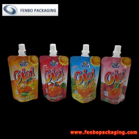 stand up juice spout pouches | stand up pouch packaging supplier-FBTBZL020