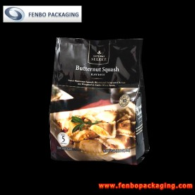 609gram foil laminated gusseted vacuum bags for food-FBFQDA007