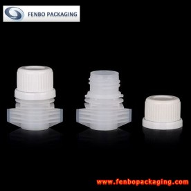 Dia 20mm water pouch with spout packaging spout caps | pure water packaging-FBLW020