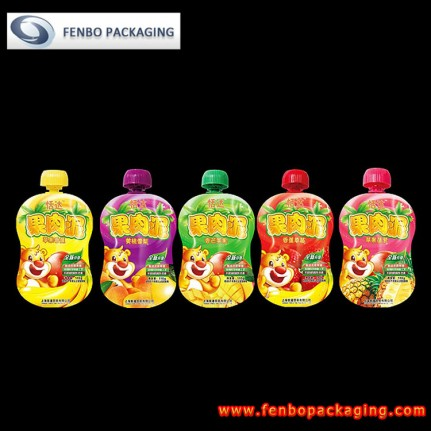 baby food in a pouch packaging | packs of baby food-FBYXZL024
