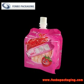 180ml drinks in the plastic bag with spout-FBQEBA006A
