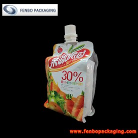 450gram fruit veggies in a pouches for adults-FBQEBA009