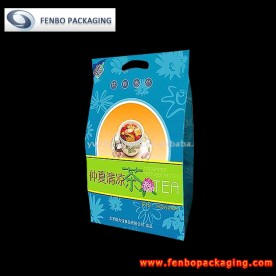 230gram custom printed readymade fruit tea pouch bags-FBFQDA019
