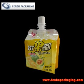 180ml spouted drink juice packaging bags pouches-FBQEBA012D