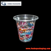 450gram disposable plastic cups for pack of water-FBSLBA011