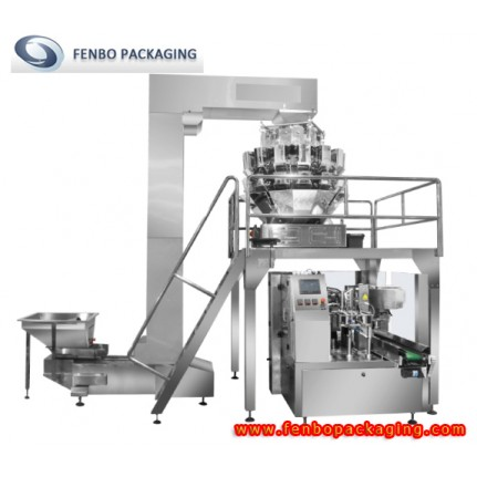 granule products pouch pick filling sealing packing machine-FBYSR200