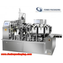 premade pouch sachet filling and sealing packing machine-FB130ZK