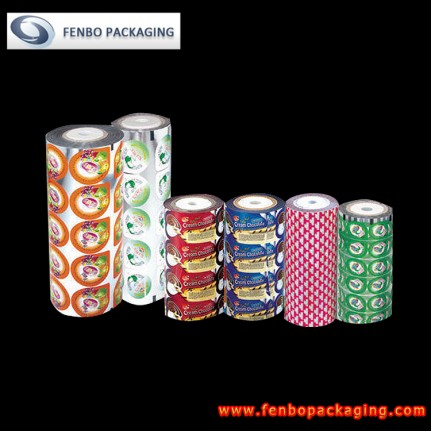 cup sealing film suppliers | jelly packaging-FBFKM005