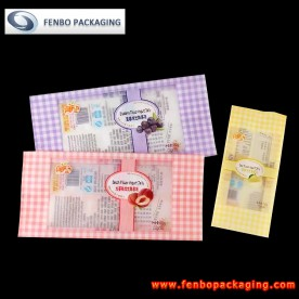 printed side gusseted pouches | packaging fruit jelly-FBFQD020