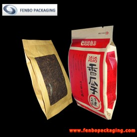 side gusseted kraft bags manufacturers | gusseted bags packaging-FBFQD022