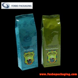 gusseted coffee bags | packaging for coffee powder-FBFQD024