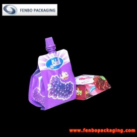100ml jelly spout packaging pouch manufacturer | spouted pouch packaging-FBQEB033