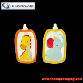 packaging doypack with spout company | laminated packaging-FBYXZL078
