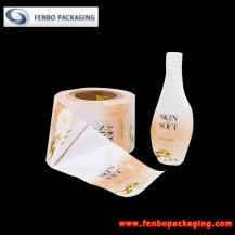50micron packaging shrink sleeves labels printing-FBSSBA208