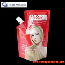 shampoo spout doypack bag germany 1000ml wholesale-FBYXXZA013