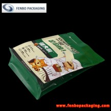 500gram resealable box bottom gusseted bags pouch food-FBBBFPDA021