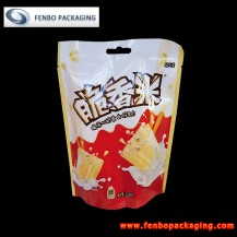 120gram standing up plastic food bags pouches malaysia-FBRFZLA028B