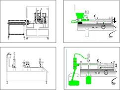 types of spout pouch filling machine