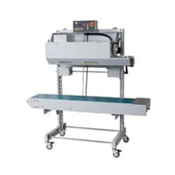 horizontal type band sealer machine