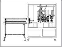 automatic food and beverage packaging machinery